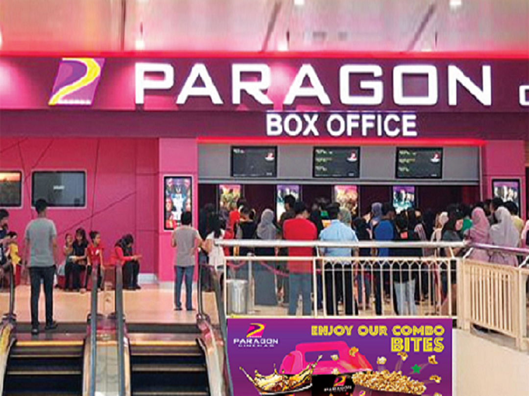 Paragon Cinemas - Alor Star Mall
