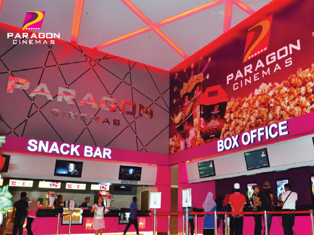 Paragon Cinemas - Batu Pahat Mall