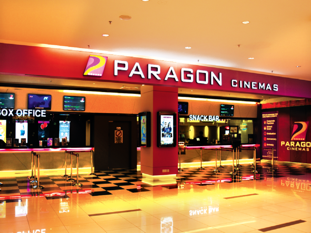Paragon Cinemas - Taiping Mall